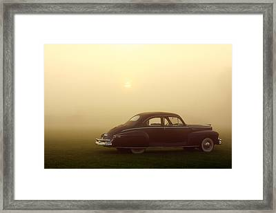 Memoire Framed Print by Todd Klassy