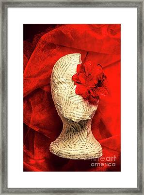 Memoirs In Passing Framed Print