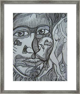 Memories Framed Print by Anita Wexler