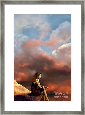 Memories Framed Print by Corey Ford