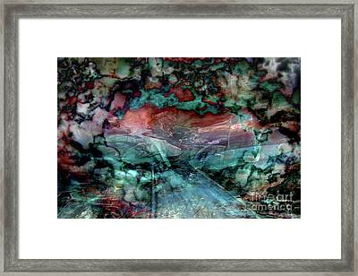 Memories Expunged  Framed Print