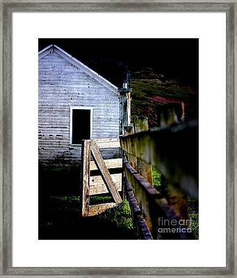 Memories Found Framed Print