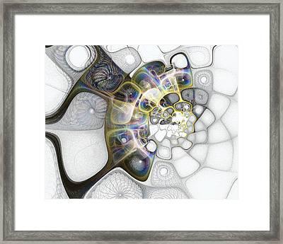 Memories II Framed Print by Amanda Moore