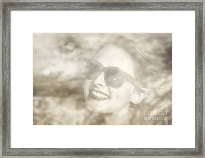 Memories In Reflection Framed Print by Jorgo Photography - Wall Art Gallery
