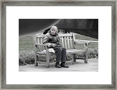 Memories Framed Print by Jez C Self