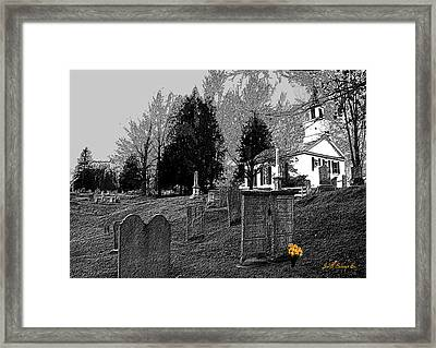 Memories Framed Print by John Selmer Sr