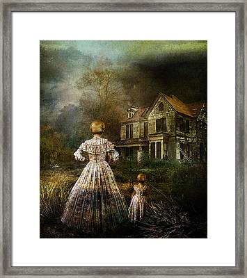 Memories Framed Print by Mary Hood