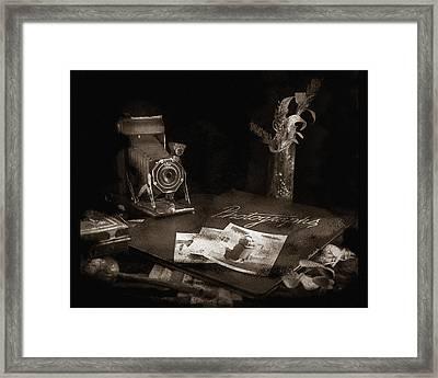 Memories Framed Print by Michele Loftus