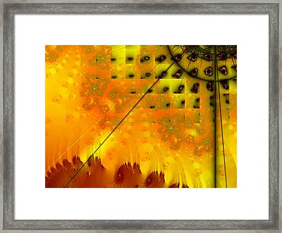 Memories Of Another Time IIi Framed Print