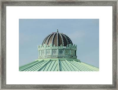 Memories Of Asbury Park 2 Framed Print by Fraida Gutovich