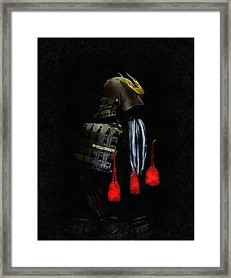 Memories Of Samurai 6 Framed Print by Dorothy Berry-Lound