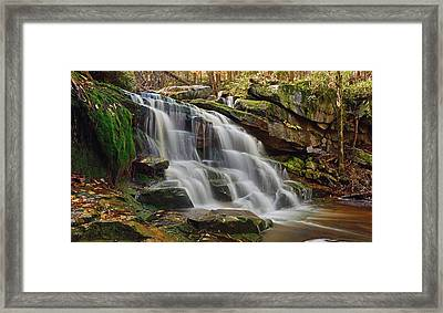 Memories Of West Virginia Framed Print
