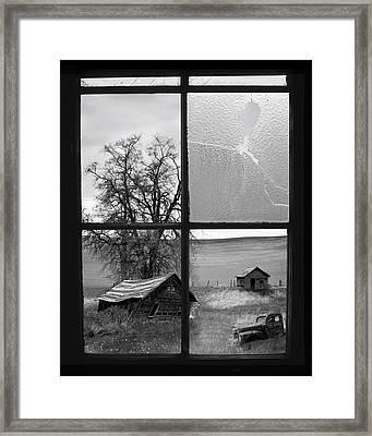 Memories Past Framed Print