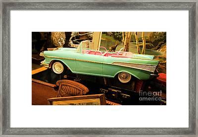 Memory Lane 1 Framed Print