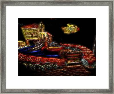 Memory's Playground Framed Print by William Horden