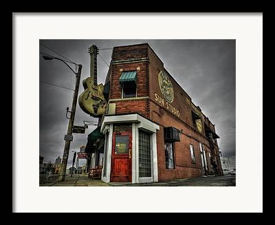 Johnny Photographs Framed Prints