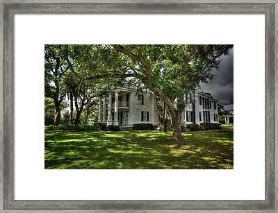 Menard House No 1 Framed Print