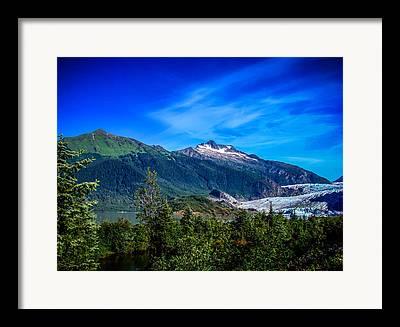 Juneau Framed Prints