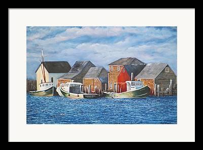 Michael Mcgrath Framed Prints