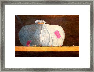 Mental Escapees Framed Print