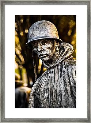 Mental Seclusion Framed Print by Christopher Holmes