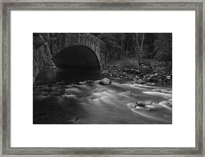 Merced River Framed Print