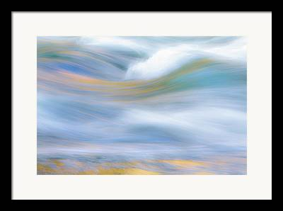 Reflections Of Trees In River Photographs Framed Prints
