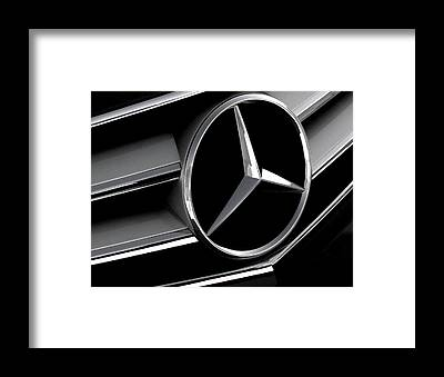Car Abstract Framed Prints