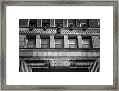 Merchandise Mart Framed Print by Mike Burgquist