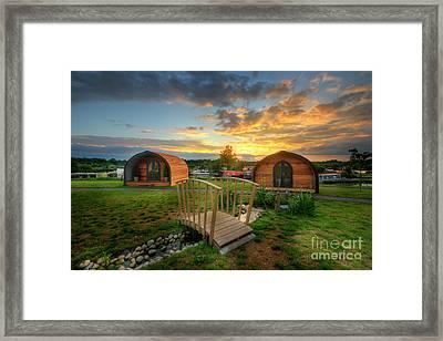 Framed Print featuring the photograph Mercia Marina 12.0 by Yhun Suarez