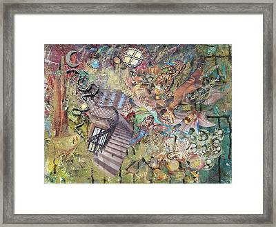 Mercurial Musings  Framed Print