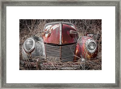 Mercury 8 Framed Print