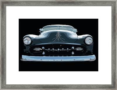 Mercury Framed Print by Larry Helms