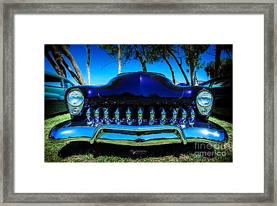 Mercury Mouthful Framed Print by Customikes Fun Photography and Film Aka K Mikael Wallin