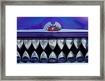 Framed Print featuring the photograph Mercury by Roger Mullenhour