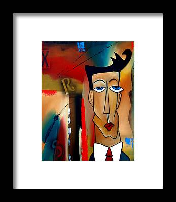 Fine Art Portrait Framed Prints
