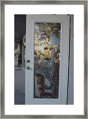 Mermaiden 2 Framed Print