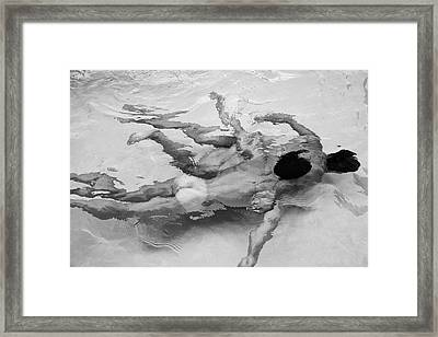 Mermen Framed Print by Thomas Mitchell