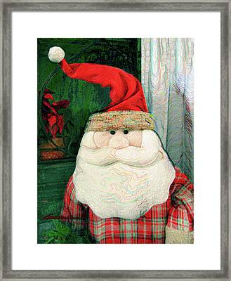 Merry Christmas Art 15 Framed Print