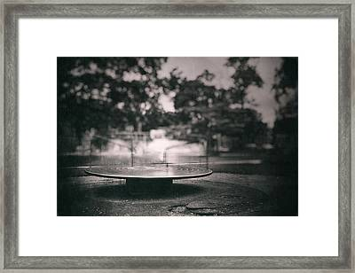 Merry Go Round Framed Print by Scott Norris
