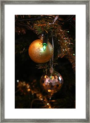 Merry Xmas Framed Print by Jez C Self