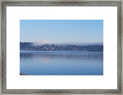 Merser Island. Framed Print by Sergey and Svetlana Nassyrov