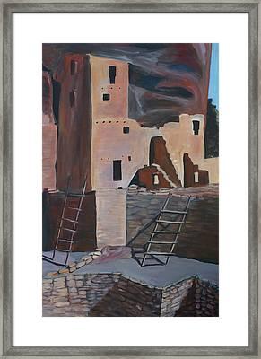Mesa Verde 2 Framed Print