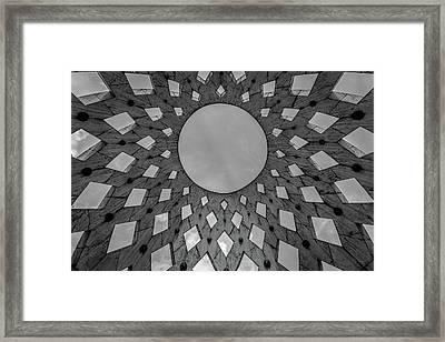 Mesh #1 Framed Print