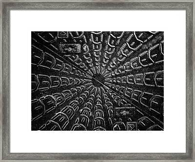 Mesmerize Framed Print