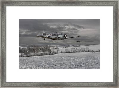 Messerschmitt Bf 109 G - Gustav Framed Print by Pat Speirs