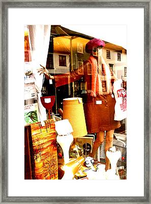 Messup Room Framed Print by Jez C Self
