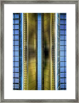 Metallic Framed Print