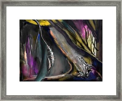 Metamorphose Framed Print
