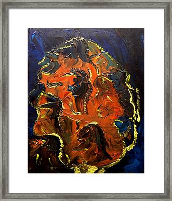 Metamorphosis Framed Print by Karen L Christophersen